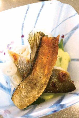 ナンザンギロギロの素麺