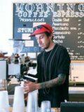 カフェ・モーニンググラスのバリスタ