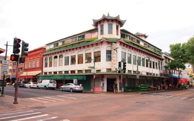ハワイ・ホノルル・チャイナタウン