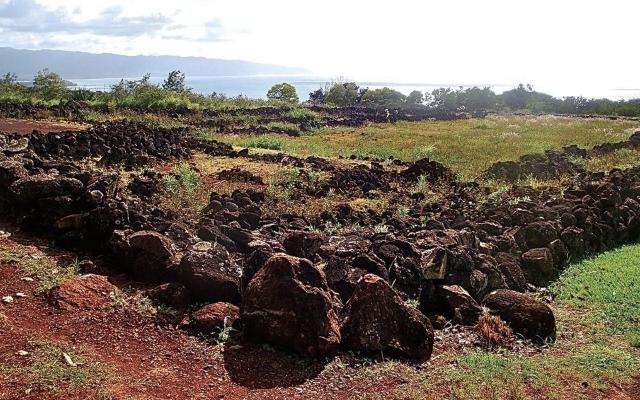 ハワイのパワースポット:プウオマフカヘイアウ