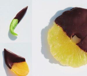 フルーツ・チョコレート