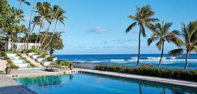 ハワイ・シャングリラ邸