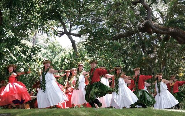 ハワイのフライベント