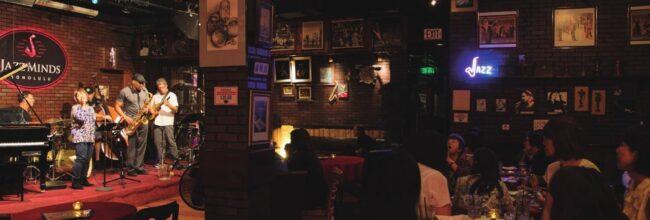 こじんまりと雰囲気の良い店内。