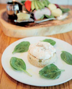 Natural Tofu Vegan Plate