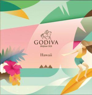 GODIVA DFS hawaii