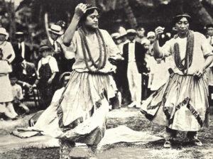 ハワイの伝統文化であるフラ