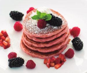 ピンクパレス・パンケーキ