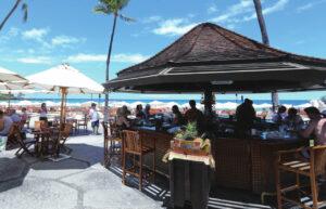 マウナケアビーチホテルのハウツリー
