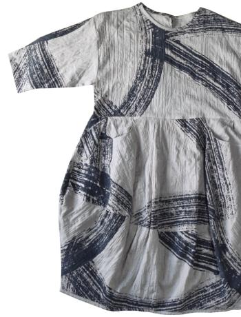 ヌイモノのドレス